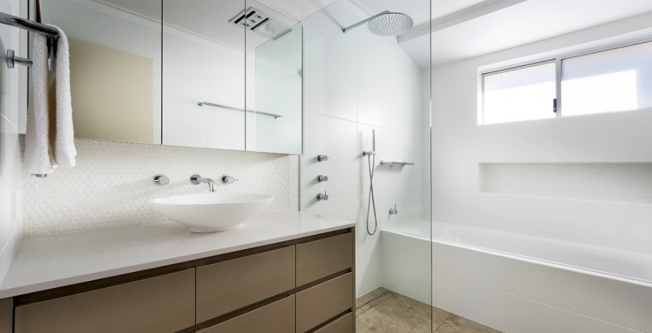 Lavare Small Bathroom Renovation Perth