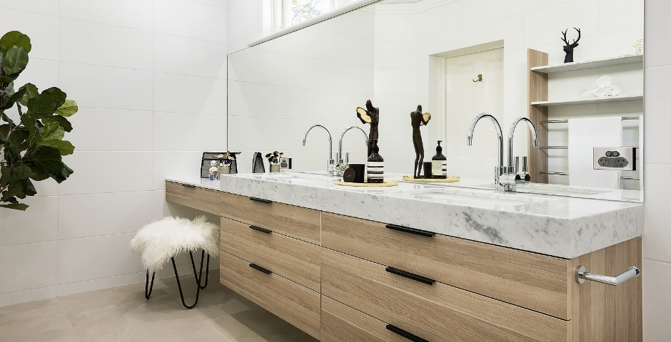 Luxury Bathroom Renovation - Claremont Perth
