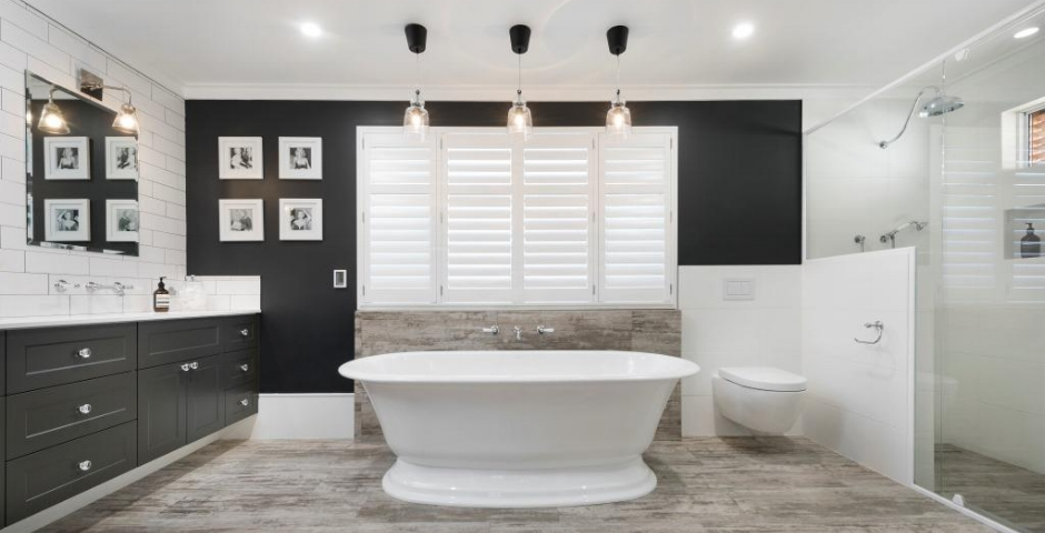 Luxury Bathroom Renovation - Rossmoyne Perth