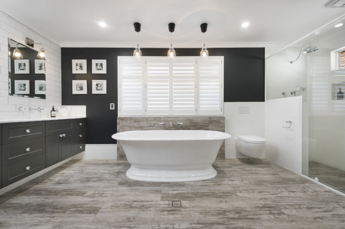 Lavare Luxury Bathroom Renovation