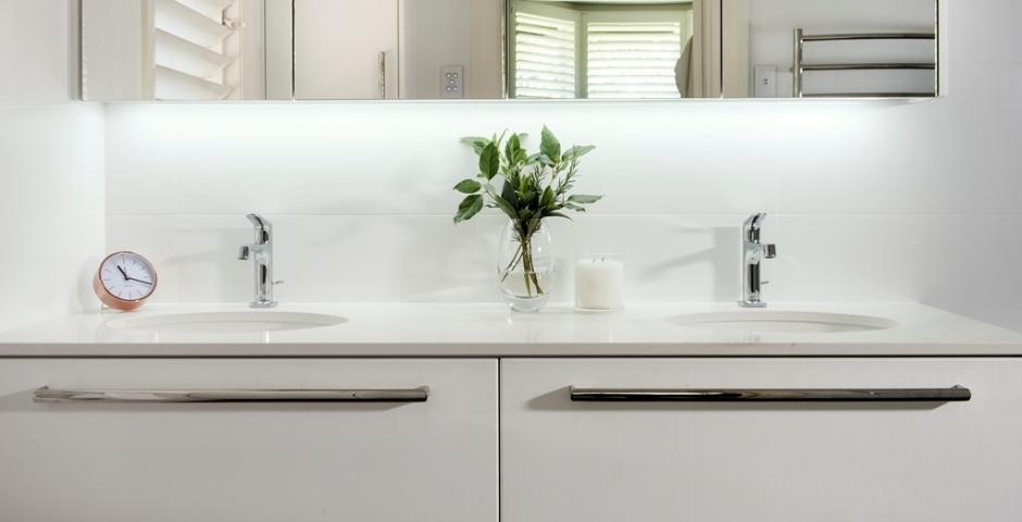 Small Bathroom Renovation - Nedlands Perth