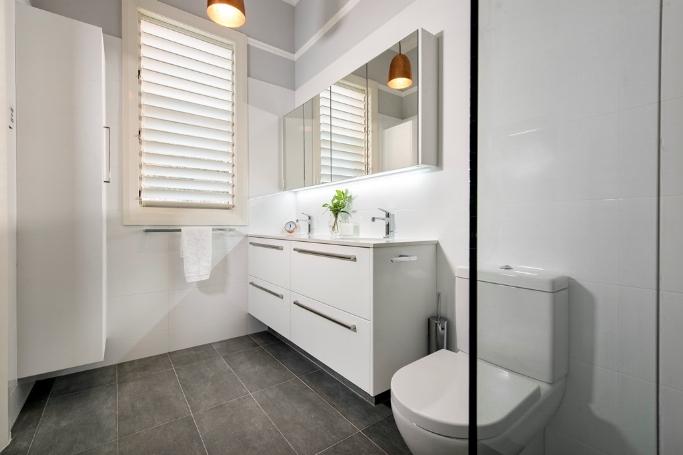 Lavare Small Bathroom Renovation