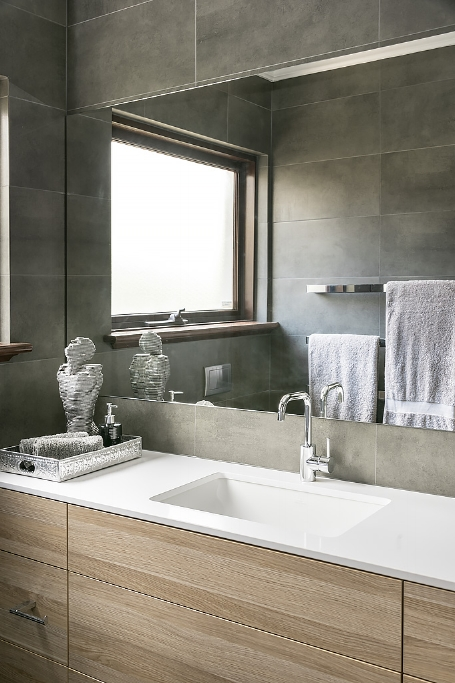 Lavare Contemporary Bathroom Renovation