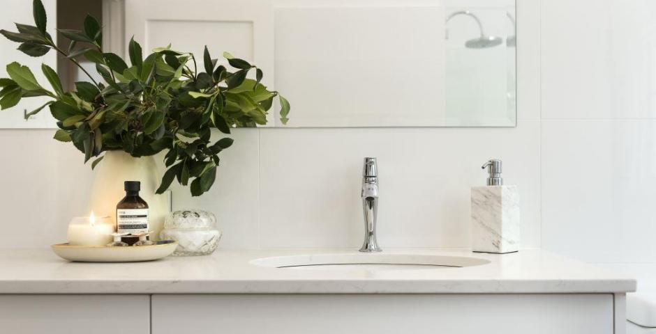 Classic Bathroom Renovation - Wembley Perth