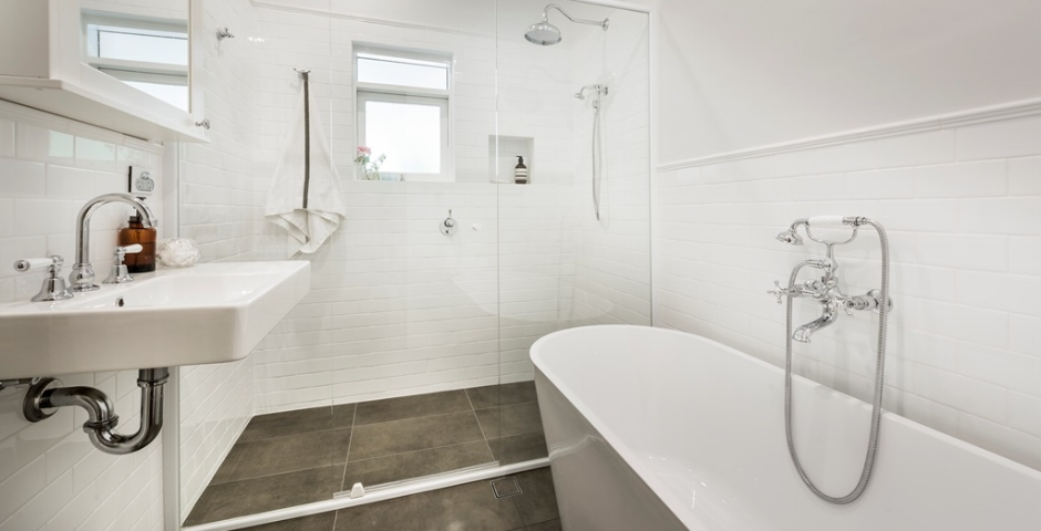 Classic Bathroom Renovation - Melville Perth