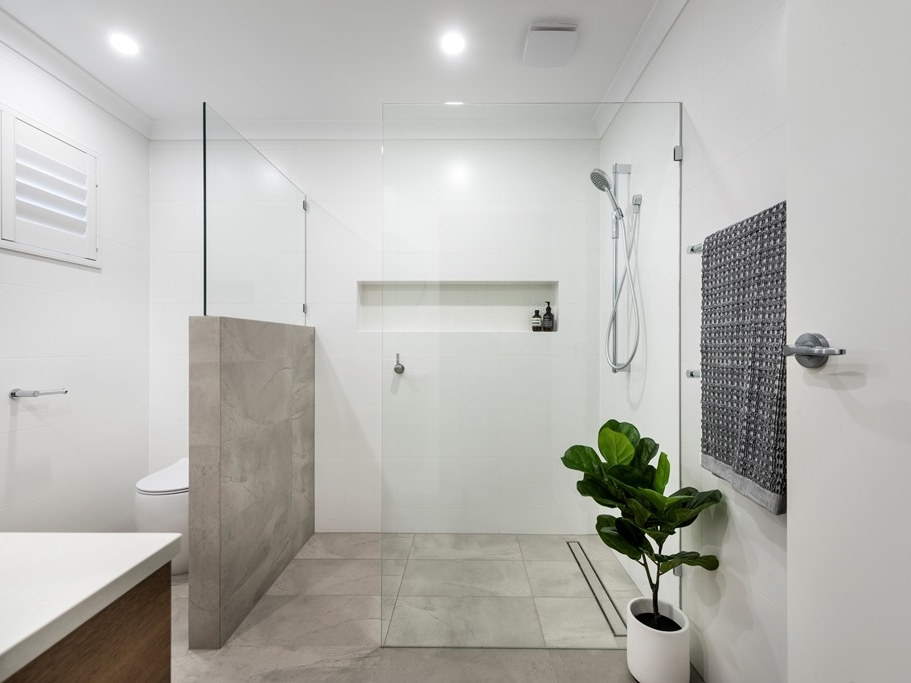 Lavare Modern Bathroom Renovation   Duncraig Perth
