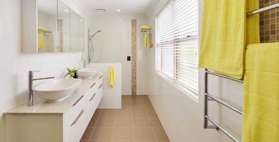 Modern Bathroom Renovation - Floreat Perth