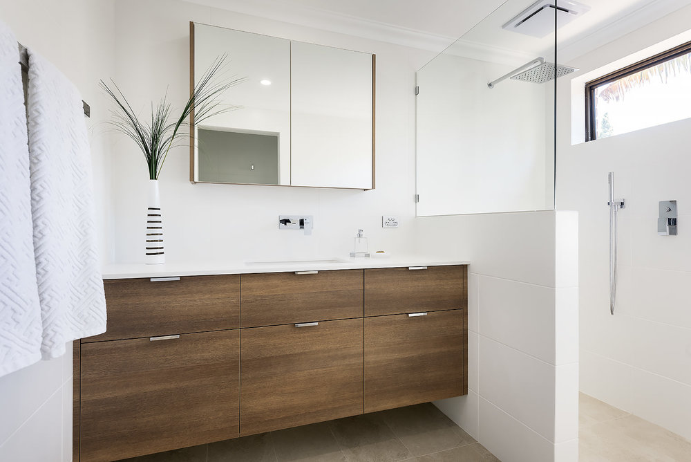 Lavare Modern Bathroom Renovation Perth