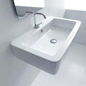 Lavare Bathrooms Wall Hung Basin Perth