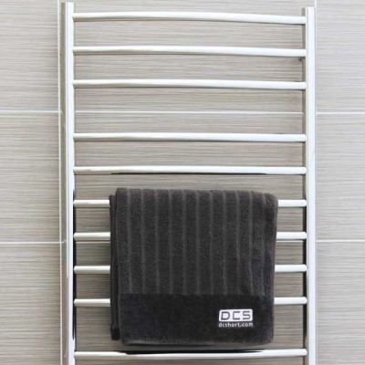 DC Short Niko Heated Towel Rail