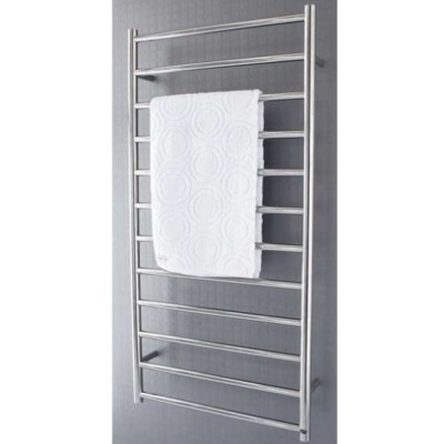 DC Short Bathroom Oz Heated Towel Rail