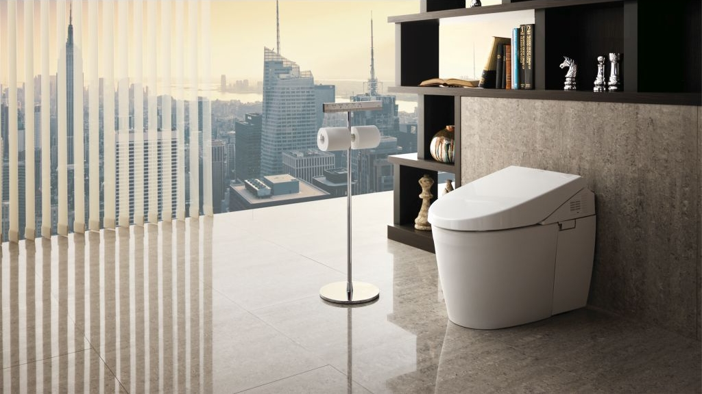 What is a Toto Washlet and How Do They Work? — Lavare Bathrooms + ...