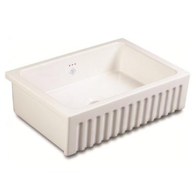 shaws-bowland-800-fireclay-kitchen-sink