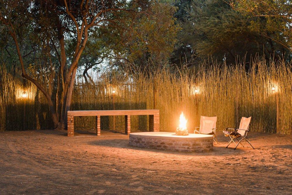 Matopi Camp -