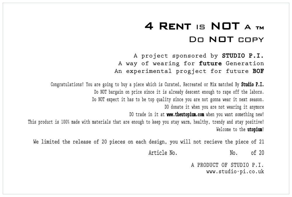 4 rent