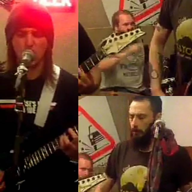 Some shots from our latest @periscope_app show! We're @jessesdivide on there too. Go check it out! #uk #rock #live #practice #music #band #Periscope #video