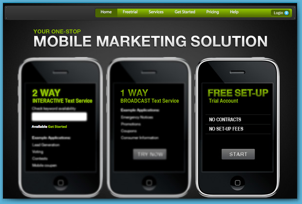 Intergrated Mobile Marketing Solution Platform