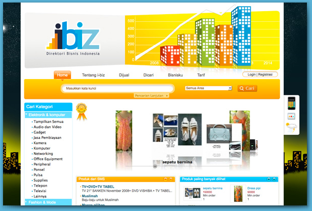 iBiz - Online classified portal