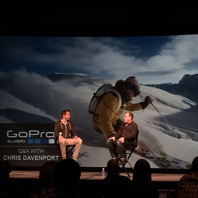 Q & A with @steepskiing at #sia2016 #swansignal