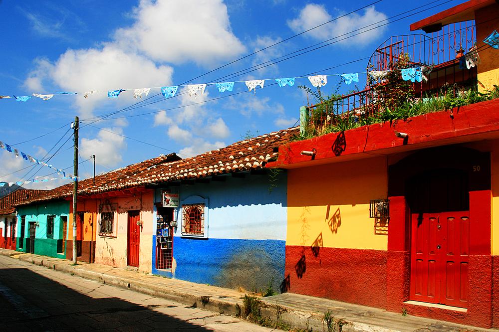 Mexique, San Cristobal de las casas. 2008