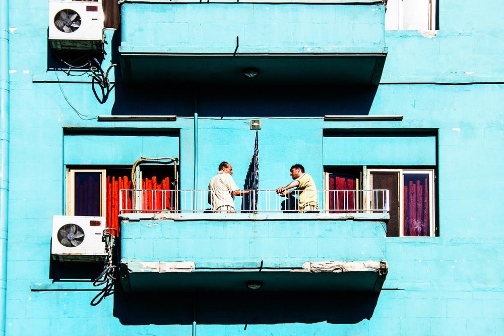 Syrie, Damas. 2010