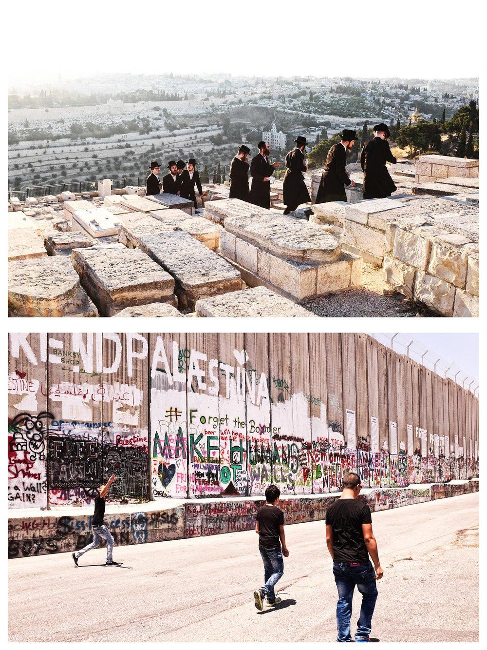 Jérusalem / Béthléem