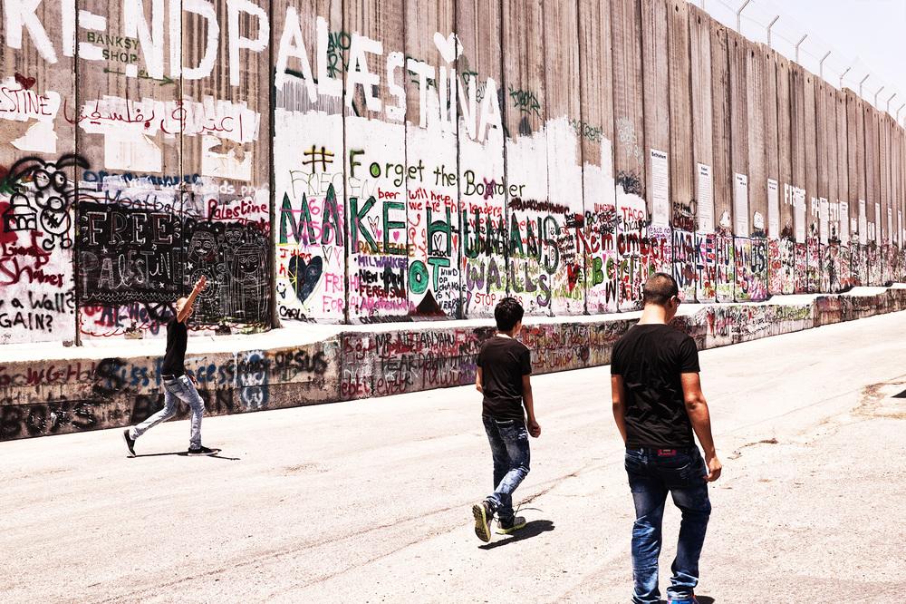 Palestine, Bethléem. 2015