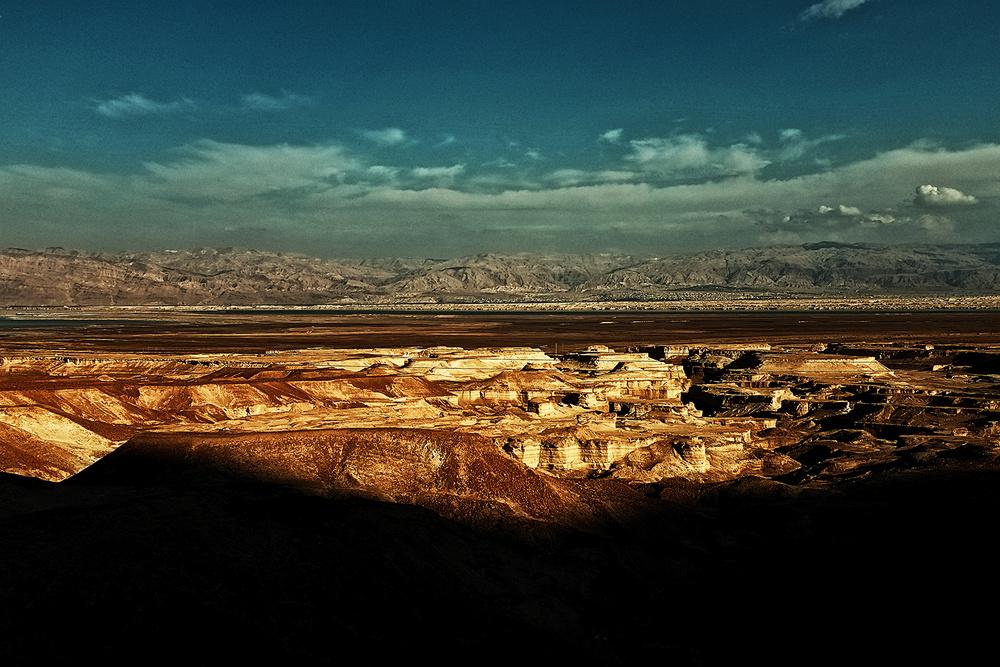 Israël, Massada. 2015