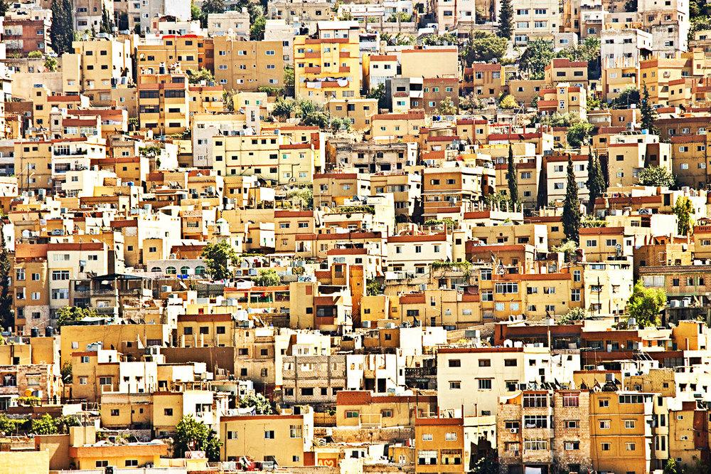 Jordanie, Amman. 2010