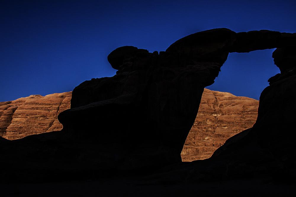 Jordanie, Wadi Rum. 2010