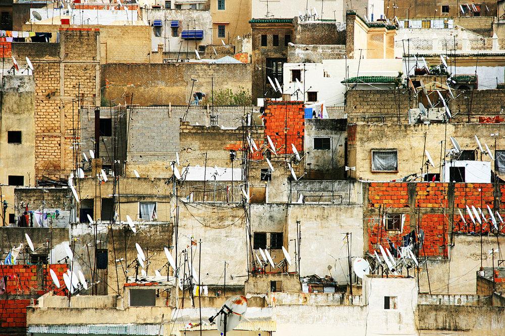 Maroc, Fès. 2009