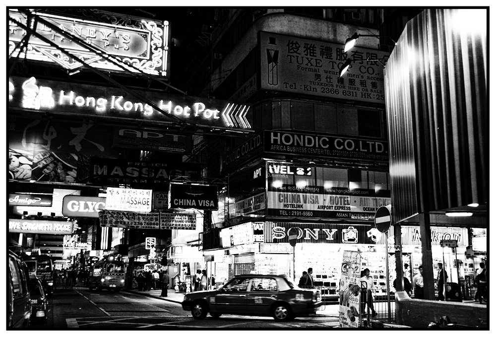 Hong Kong. 2007