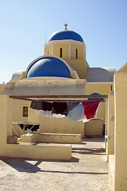 Grèce, Santorin. 2007