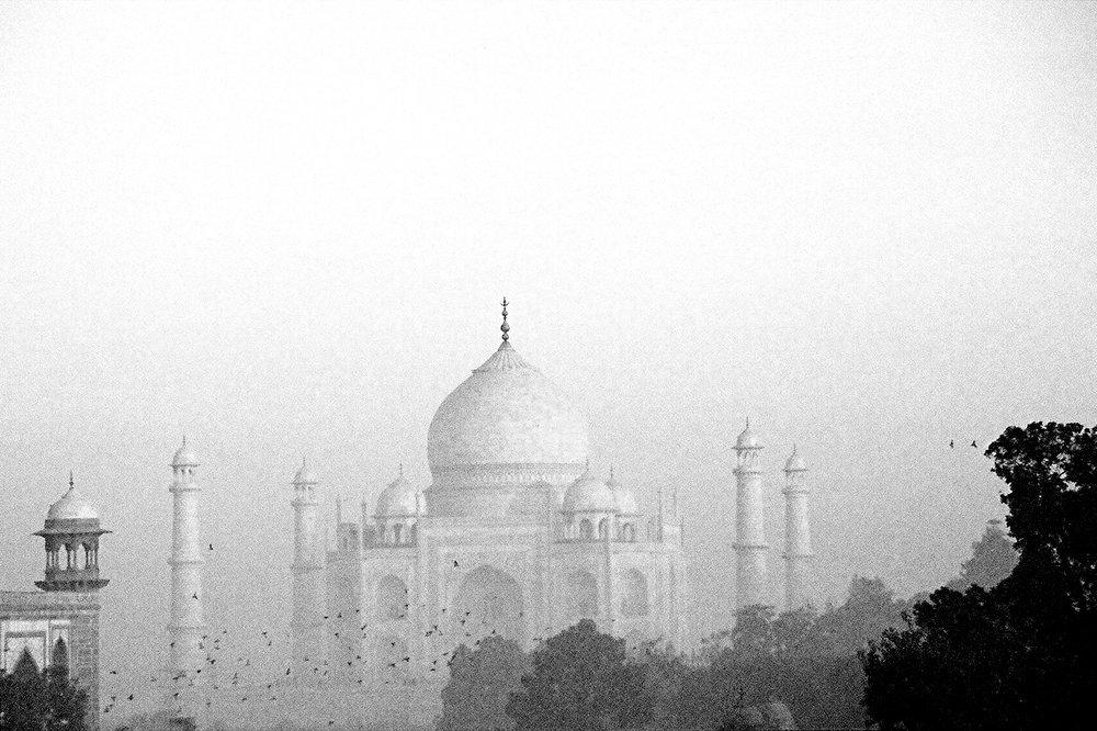 Inde, Agra. 2006