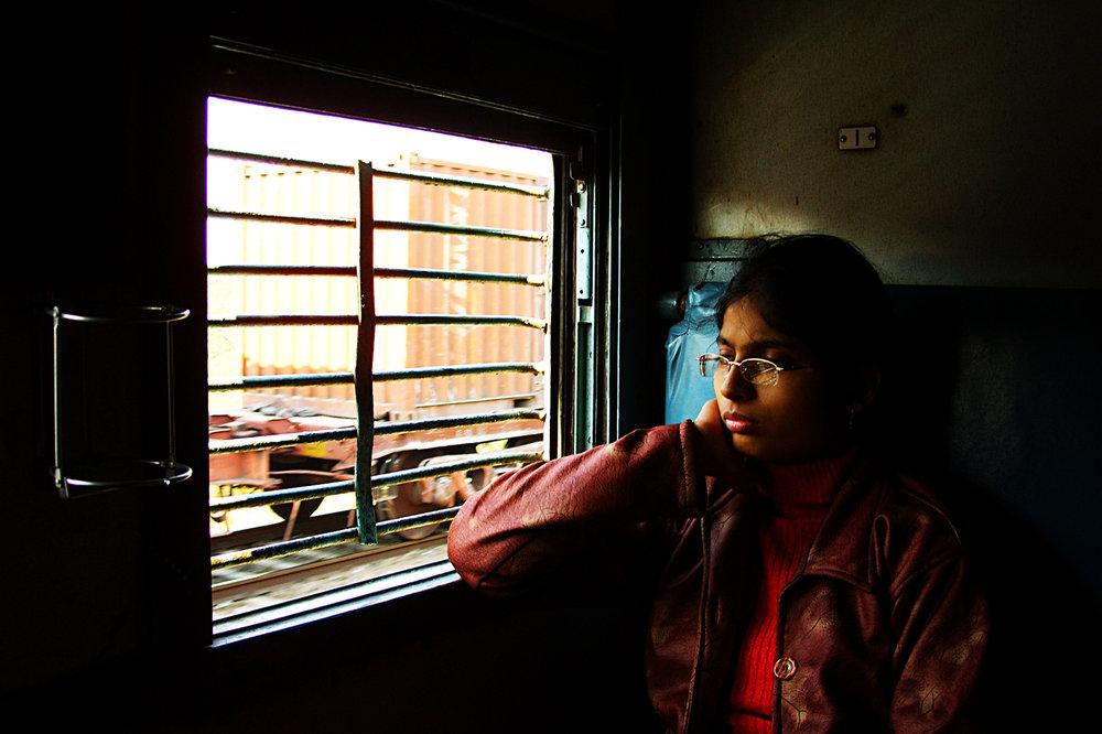 Inde, Delhi. 2006