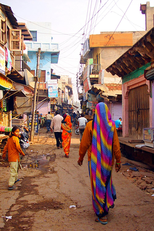 Inde, Fatehpur Sikri. 2006
