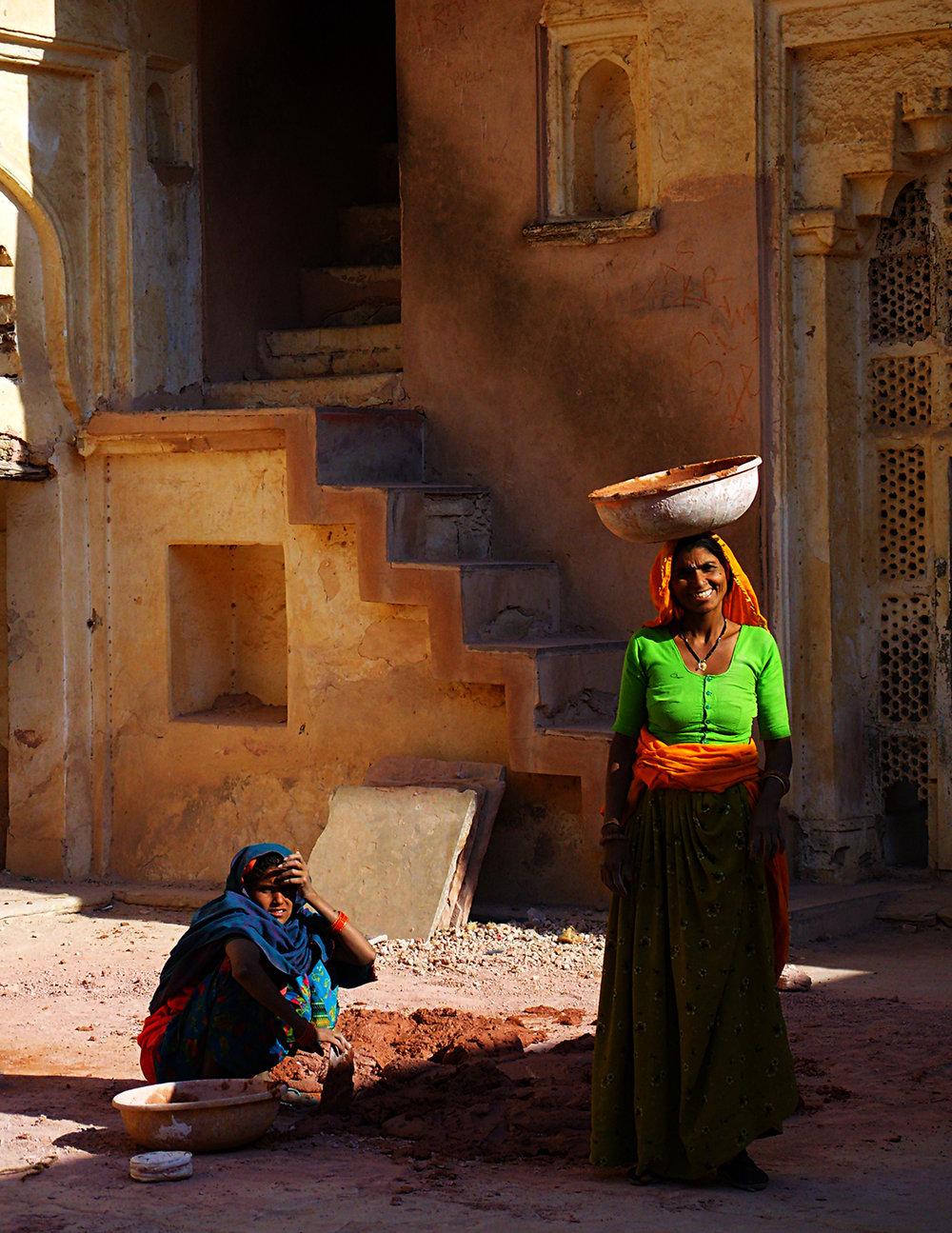 Inde, Jaïpur. 2006