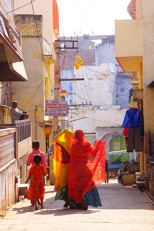 Inde, Pushkar. 2006