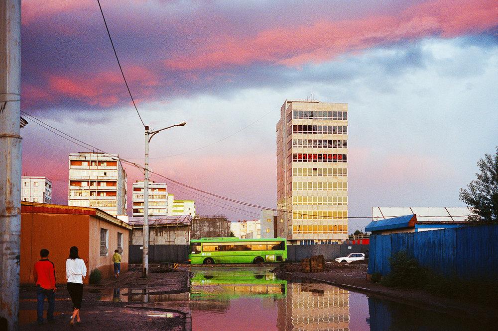 Mongolie, Oulan Bator. 2011
