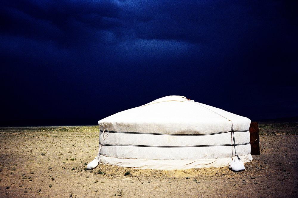 Mongolie, Gobi. 2011