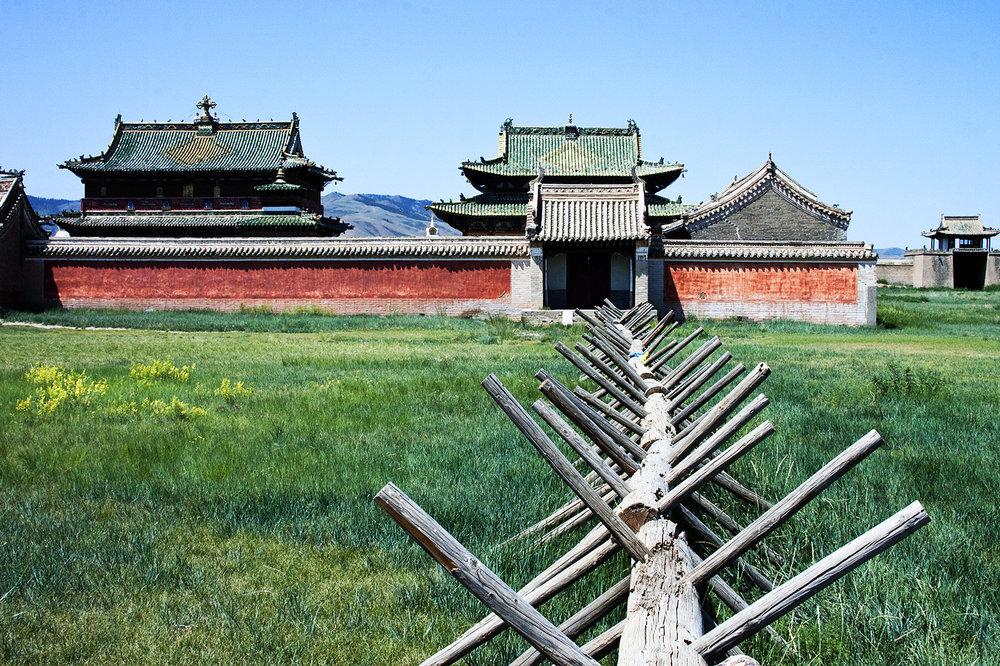 Mongolie, Karakorum. 2011