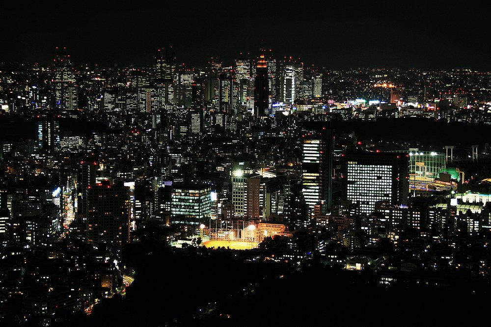 Japon, Tokyo. 2008