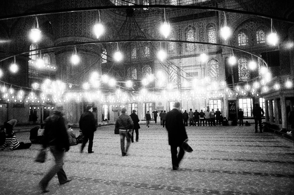 Turquie, Istanbul. 2013