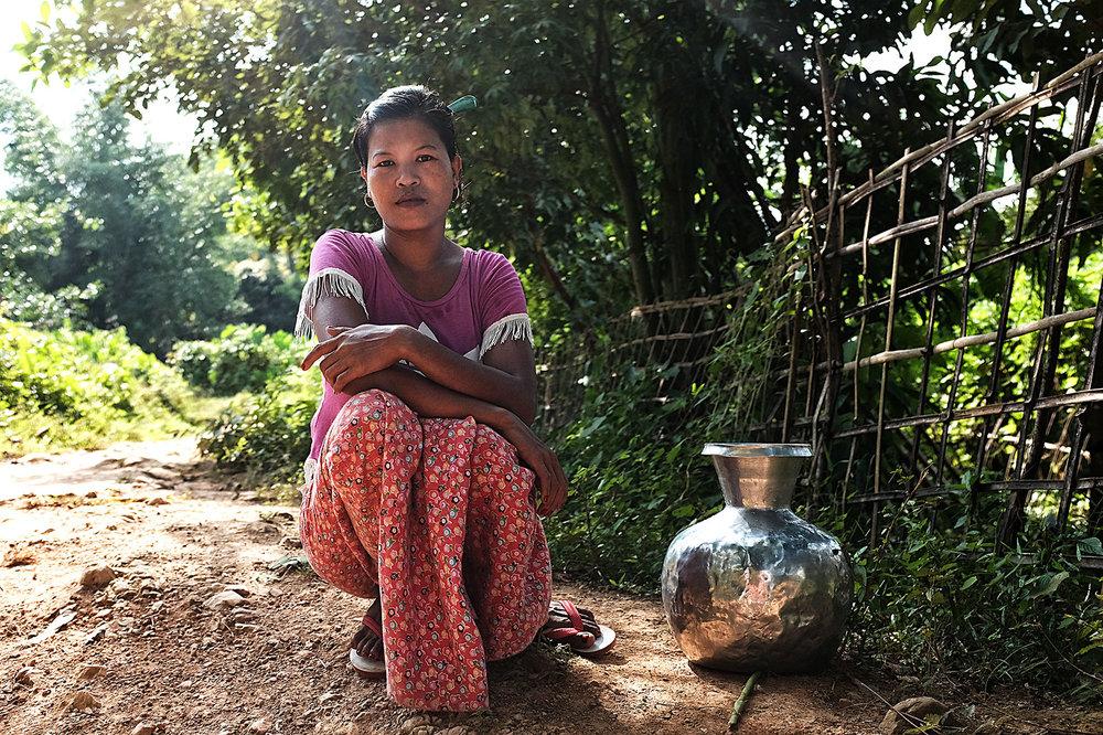 Myanmar. 2016