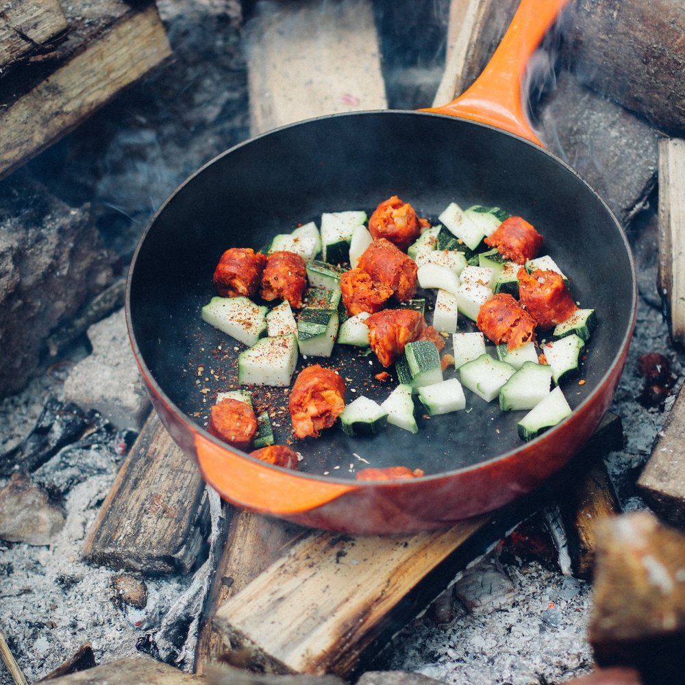 FOOD + NOURISHMENT