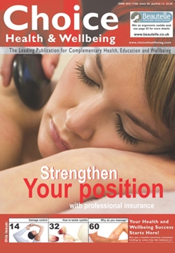 Choice, Health & Wellbeing Issue 20, Jan-Feb 2013