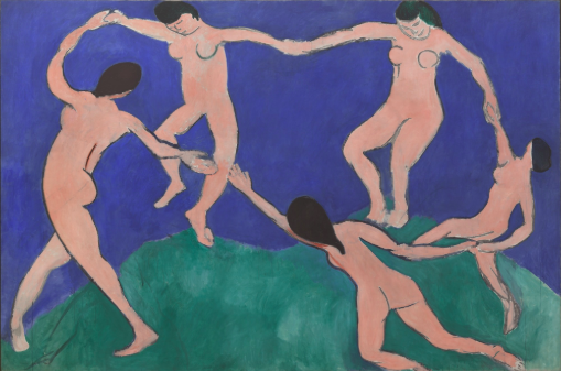 Dance (I) by Henri Matisse