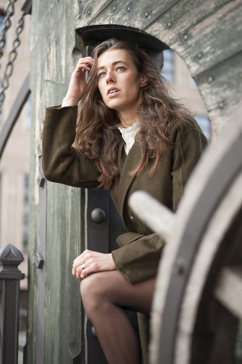 Les Années jusqu'à ce Jour - Carlotta for Maje, ParisBerlin, October 2017