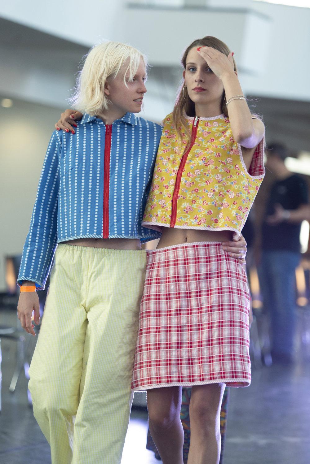 FINLette Schoolof Fashion BerlinClass of 2018 - June 9 2018