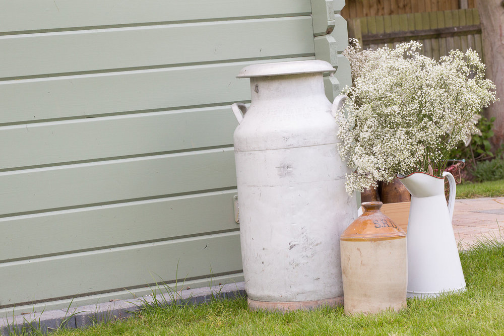 Milk Churns – £10 each